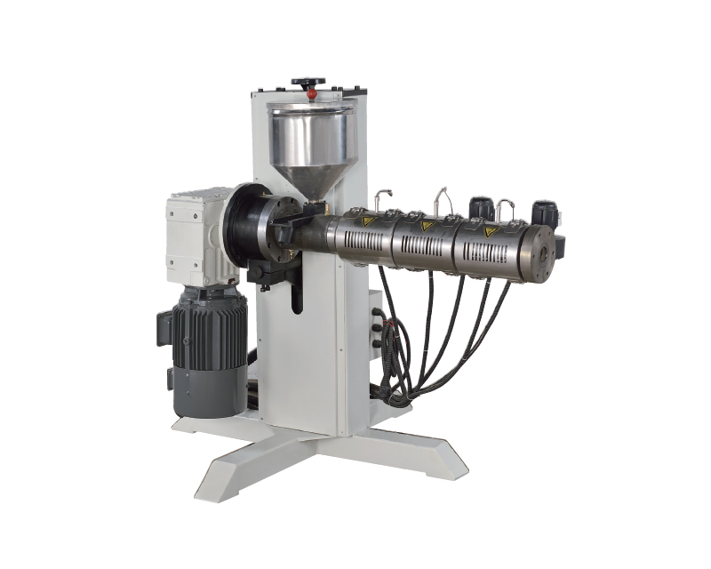 RePET Wood WPC Co-Extruder