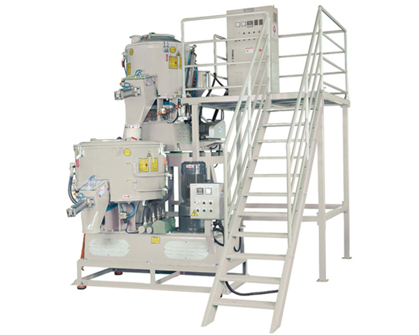 Vertical Type Cooling Blender Machine
