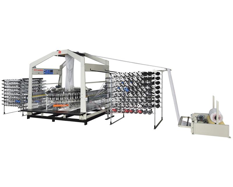4 Shuttles Leno Loom Hao Yu Circular Loom Manufacturer