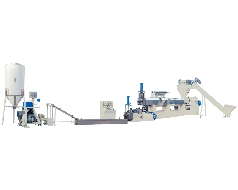 Plastic Recycling Machinery and Equipment