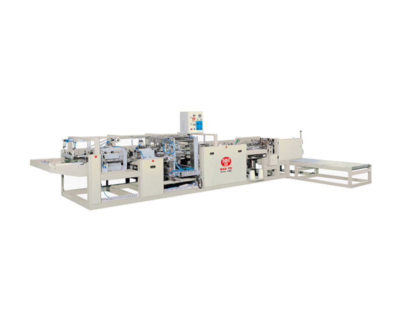 Valve Bag Making Machine