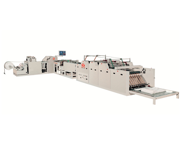 Fully Automatic Cutting Sewing Printing Machine,Bag Cutting Machine